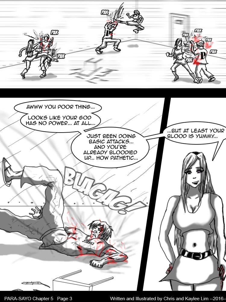PARA-SAYO Chapter 5  Page 3