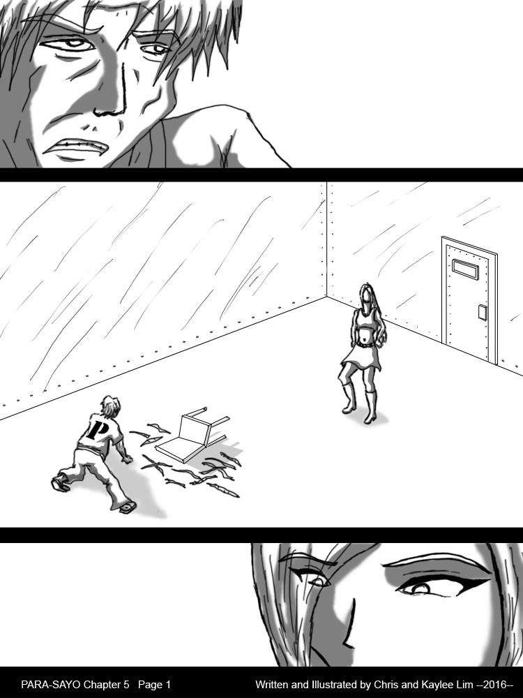 PARA-SAYO Chapter 5  Page 1
