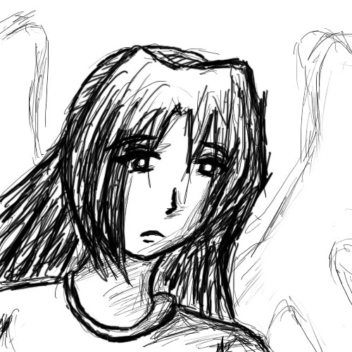 Claudita sketch