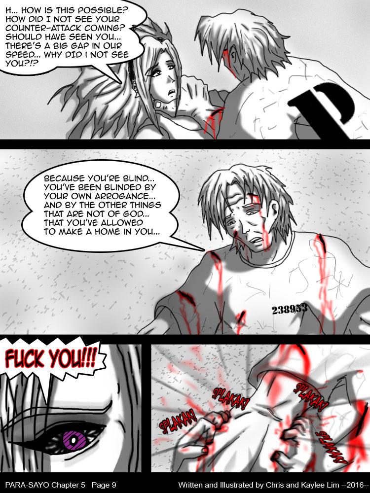 PARA-SAYO Chapter 5  Page 9