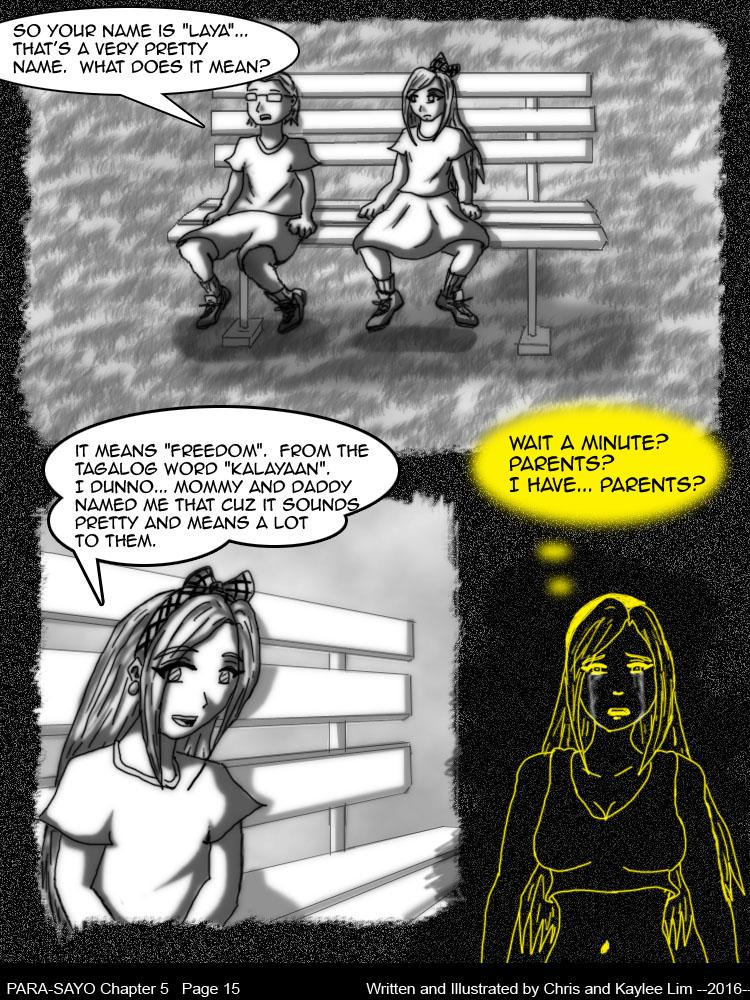 PARA-SAYO Chapter 5  Page 15