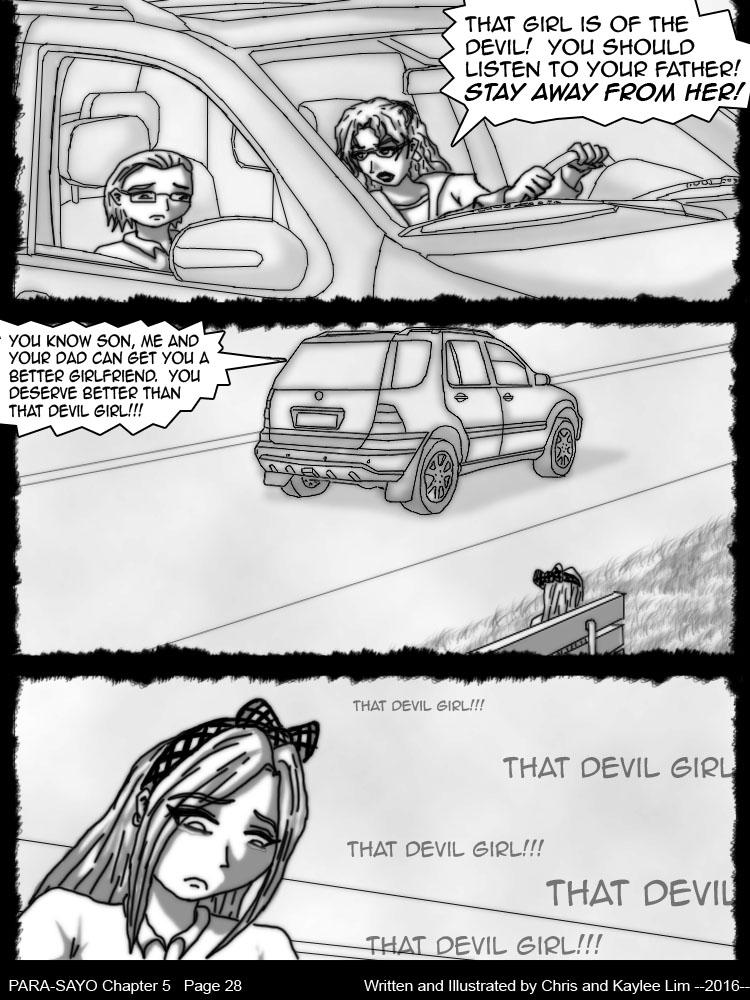 PARA-SAYO Chapter 5 Page 28