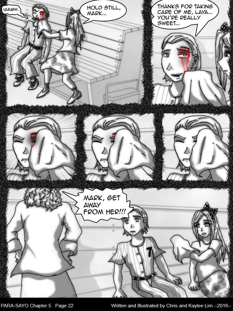 PARA-SAYO Chapter 5 Page 22