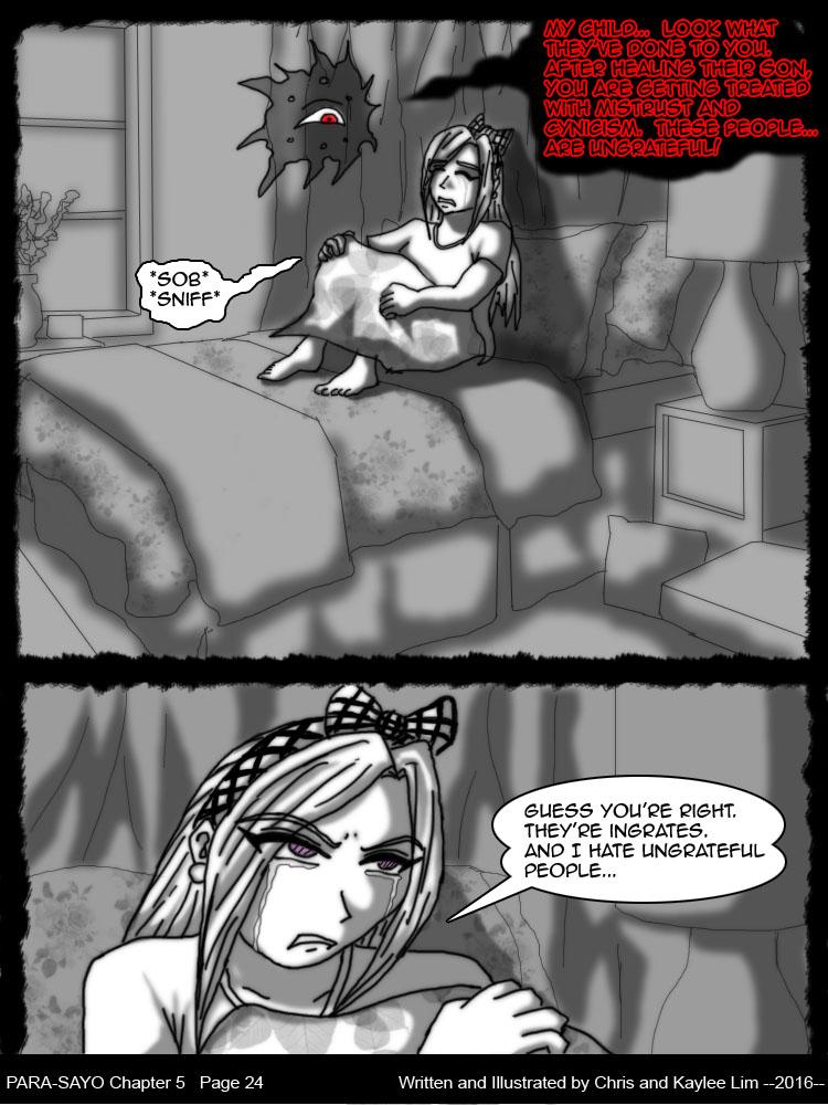 PARA-SAYO Chapter 5 Page 24
