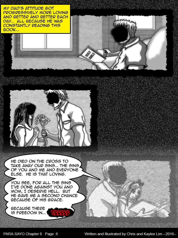 PARA-SAYO Chapter 6  Page 6