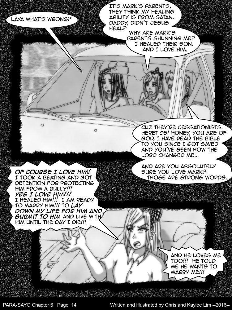 PARA-SAYO Chapter 6  Page 14