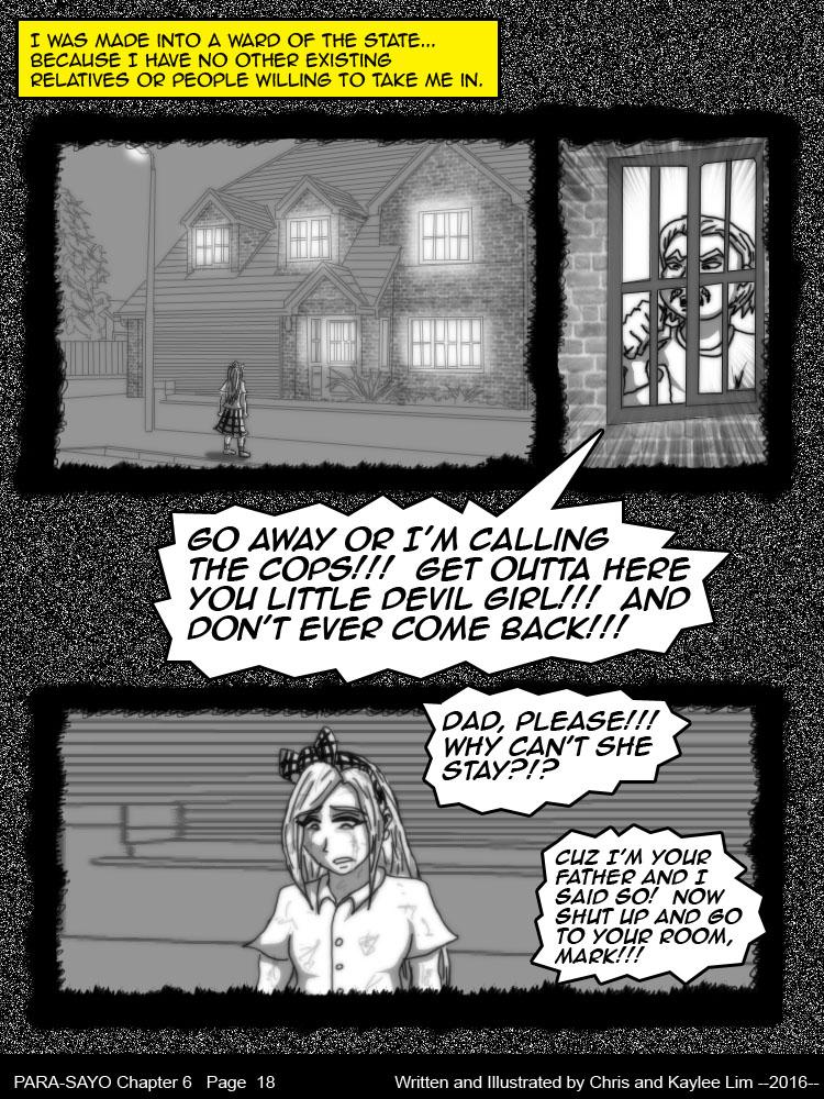 PARA-SAYO Chapter 6  Page 18
