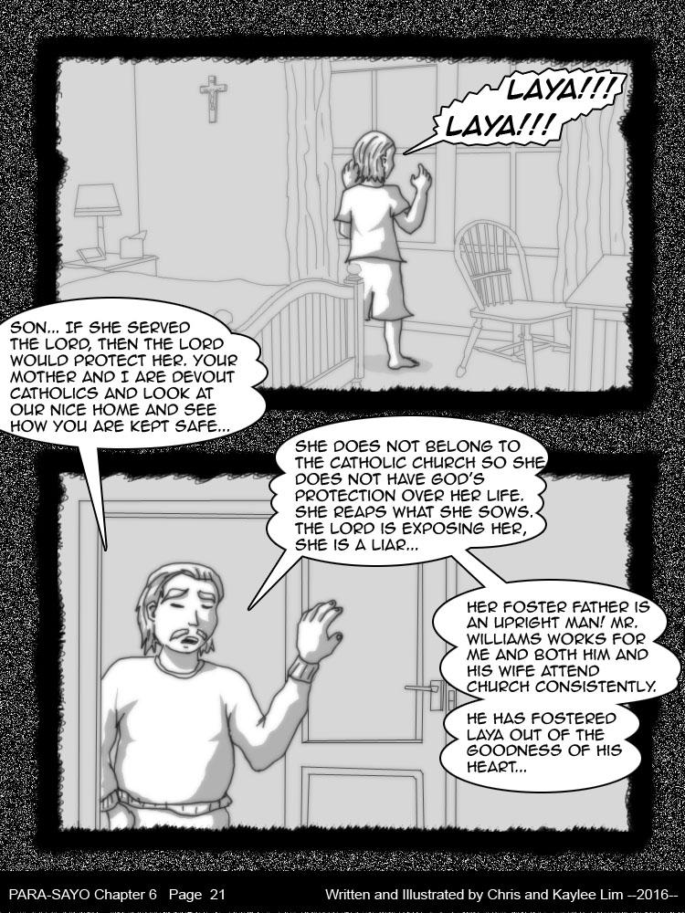 PARA-SAYO Chapter 6  Page 21