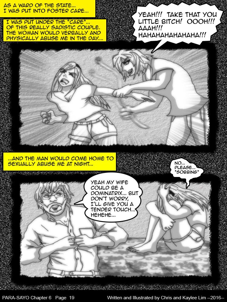 PARA-SAYO Chapter 6  Page 19