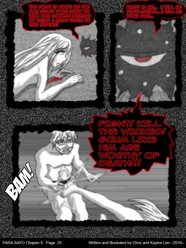 PARA-SAYO Chapter 6  Page 25