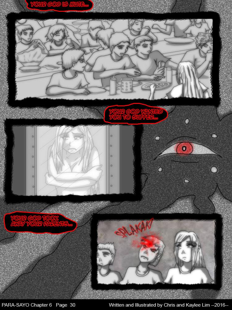 PARA-SAYO Chapter 6  Page 30
