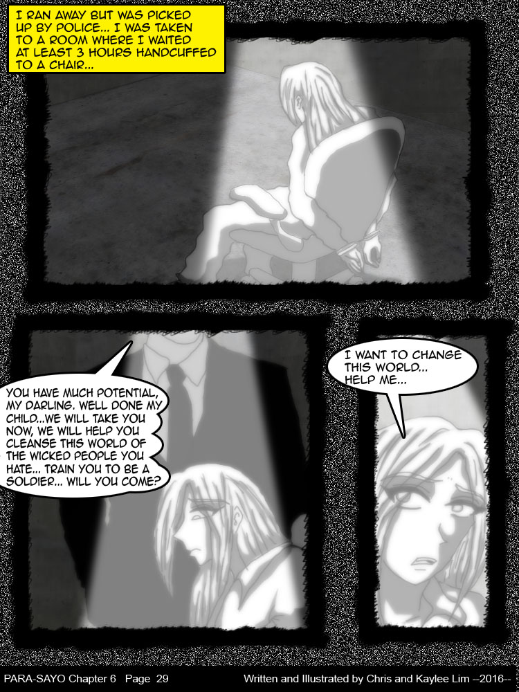 PARA-SAYO Chapter 6  Page 29