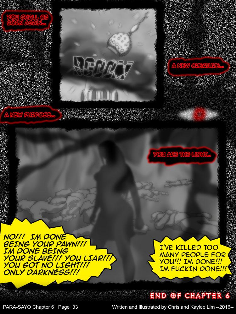 PARA-SAYO Chapter 6  Page 33