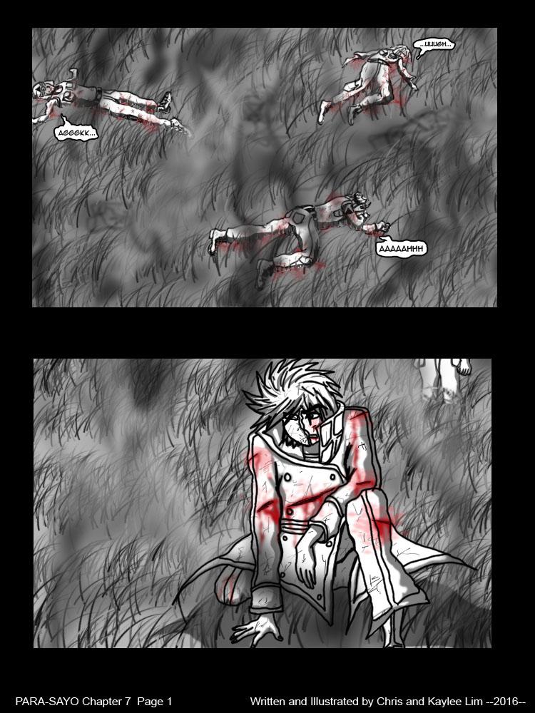 PARA-SAYO Chapter 7  Page 1