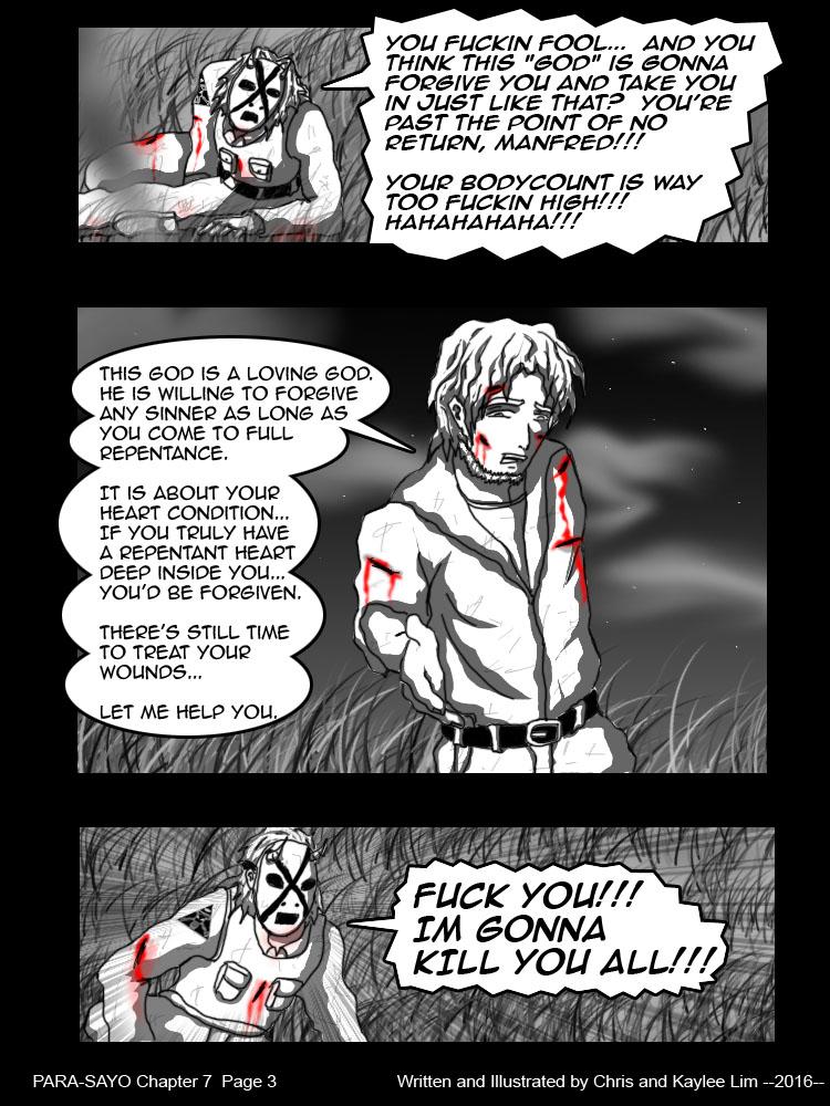 PARA-SAYO Chapter 7  Page 3