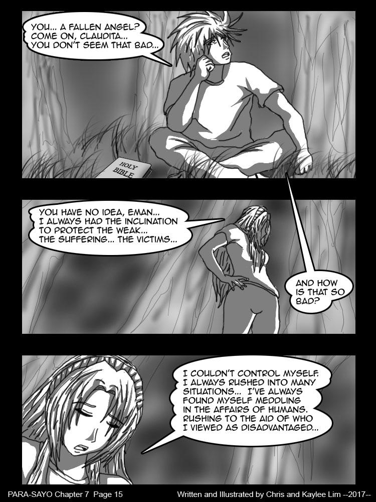 PARA-SAYO Chapter 7  Page 15