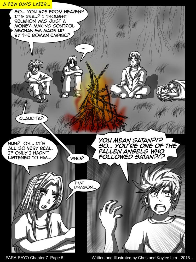 PARA-SAYO Chapter 7  Page 8