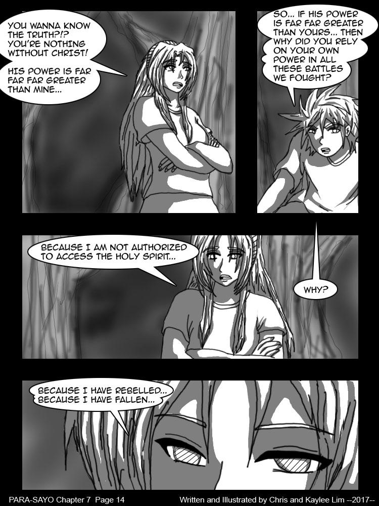 PARA-SAYO Chapter 7  Page 14