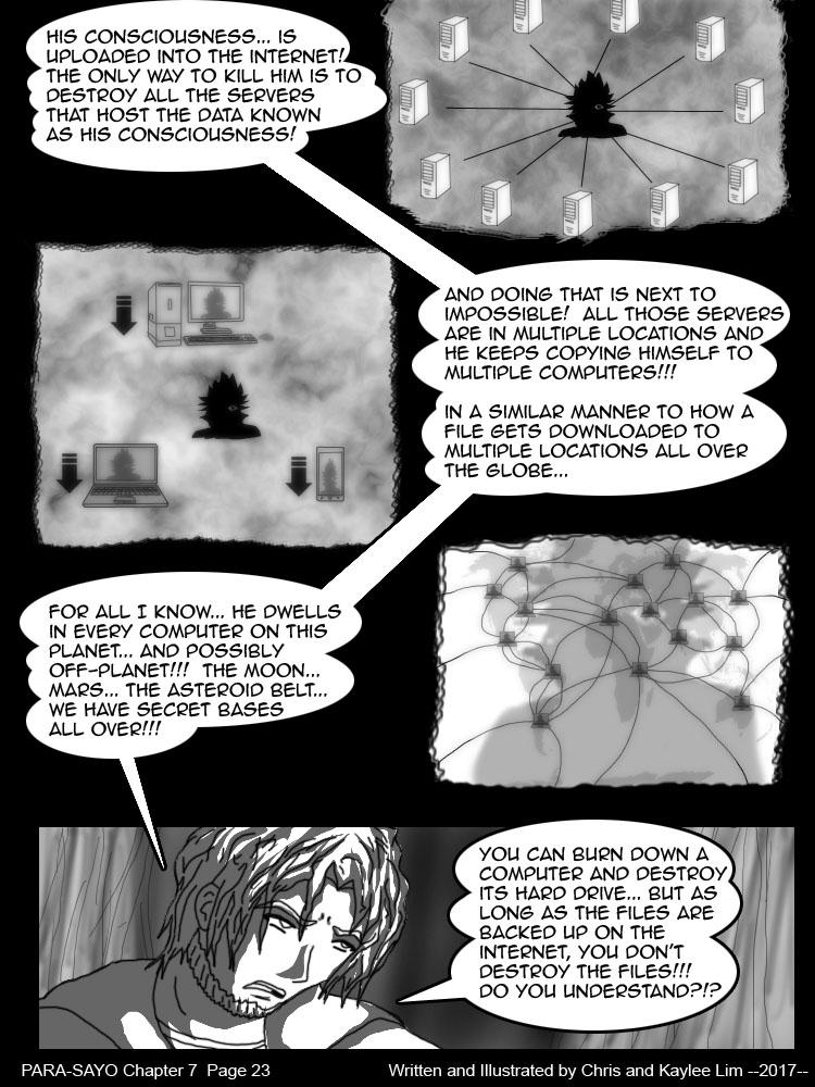 PARA-SAYO Chapter7 Page23