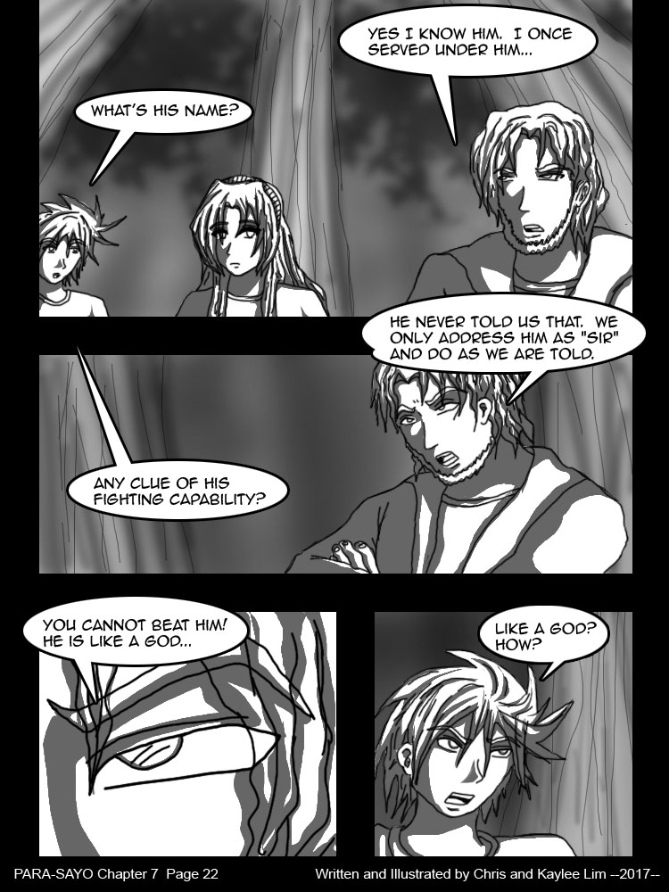 PARA-SAYO Chapter 7  Page 22