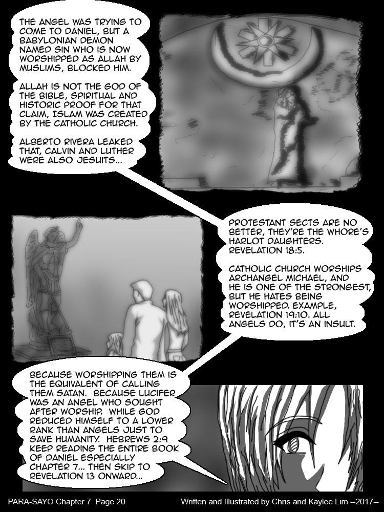 PARA-SAYO Chapter 7  Page 20