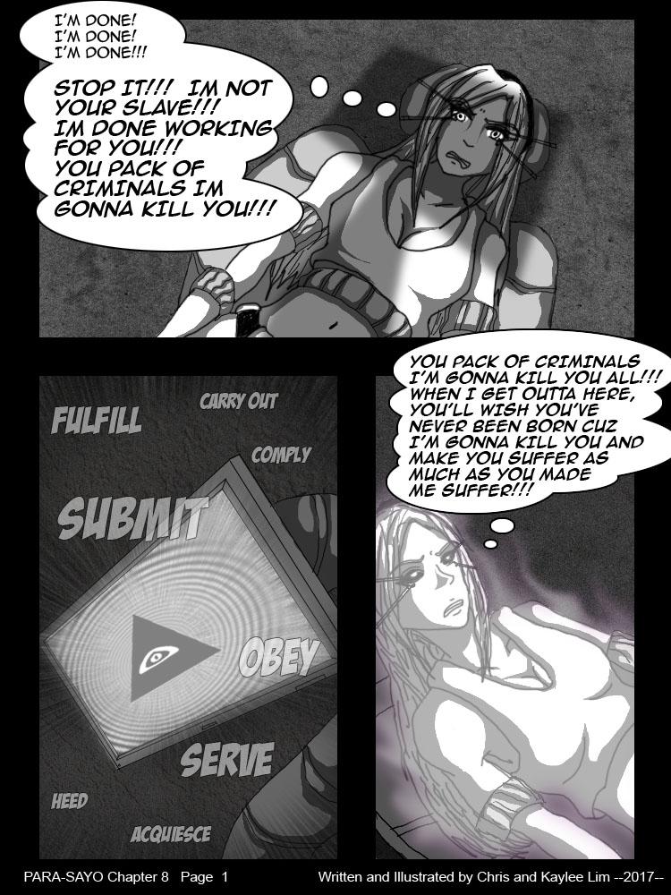 PARA-SAYO Chapter 8 Page 1