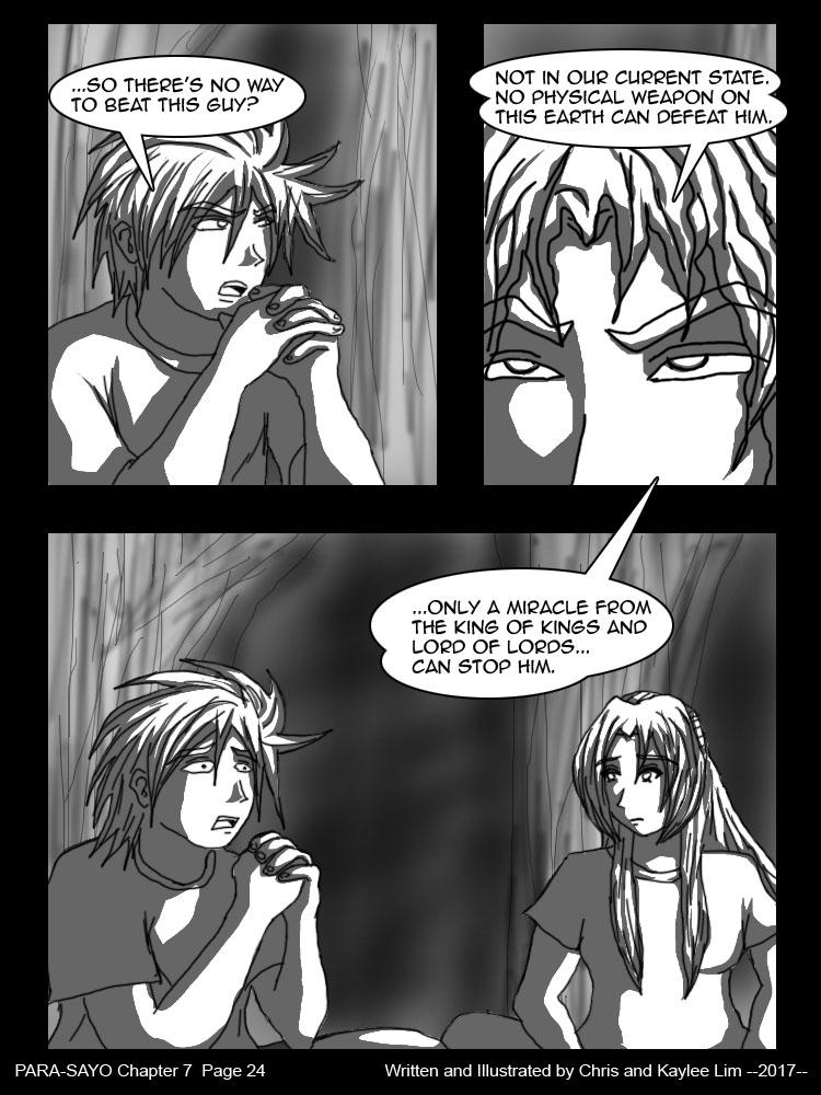 PARA-SAYO Chapter 7  Page 24