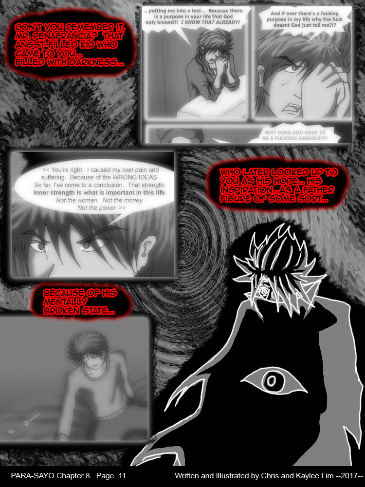 PARA-SAYO Chapter 8 Page 11