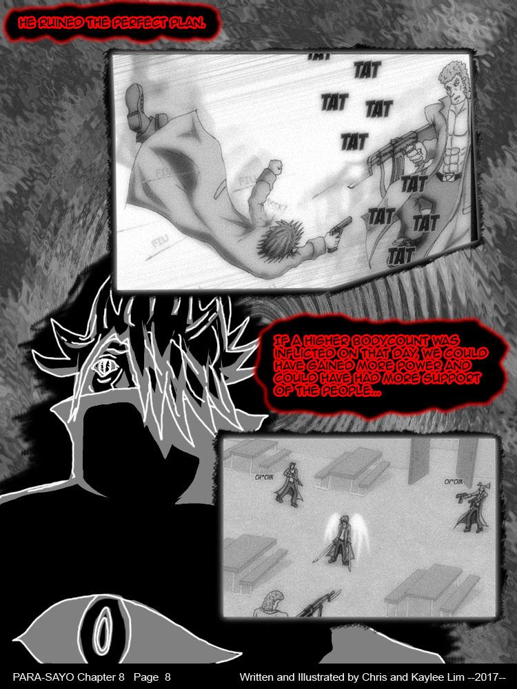 PARA-SAYO Chapter 8 Page 8
