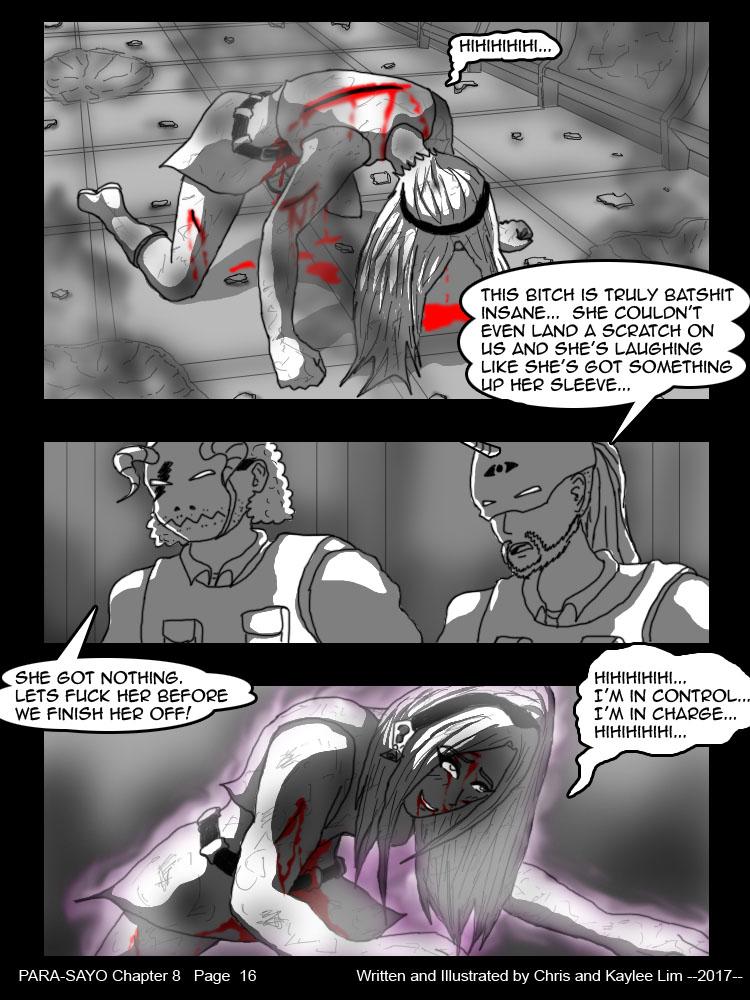 PARA-SAYO Chapter 8 Page 16