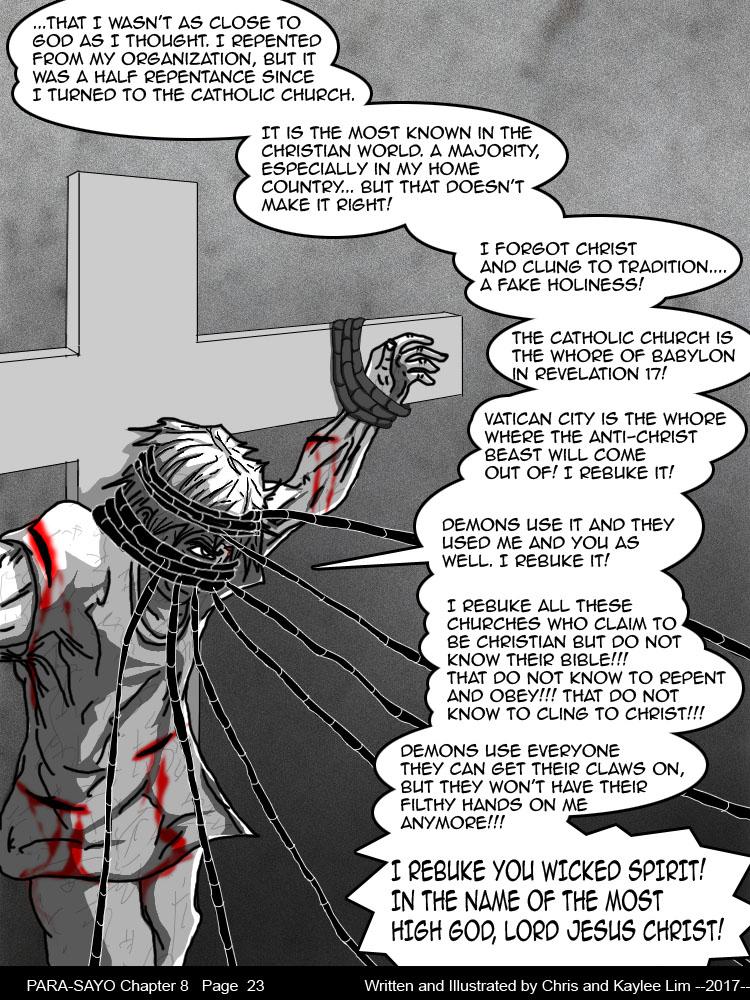 PARA-SAYO Chapter 8 Page 23