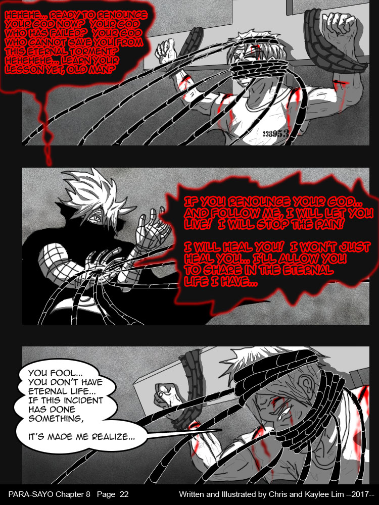 PARA-SAYO Chapter 8 Page 22