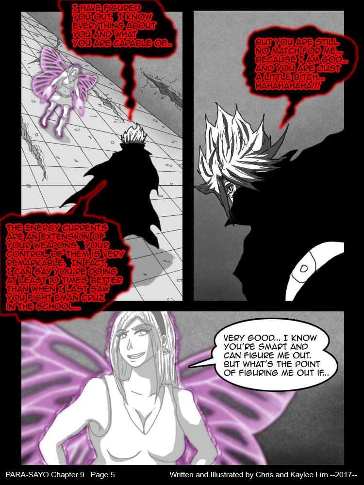 PARA-SAYO Chapter 9 Page 5