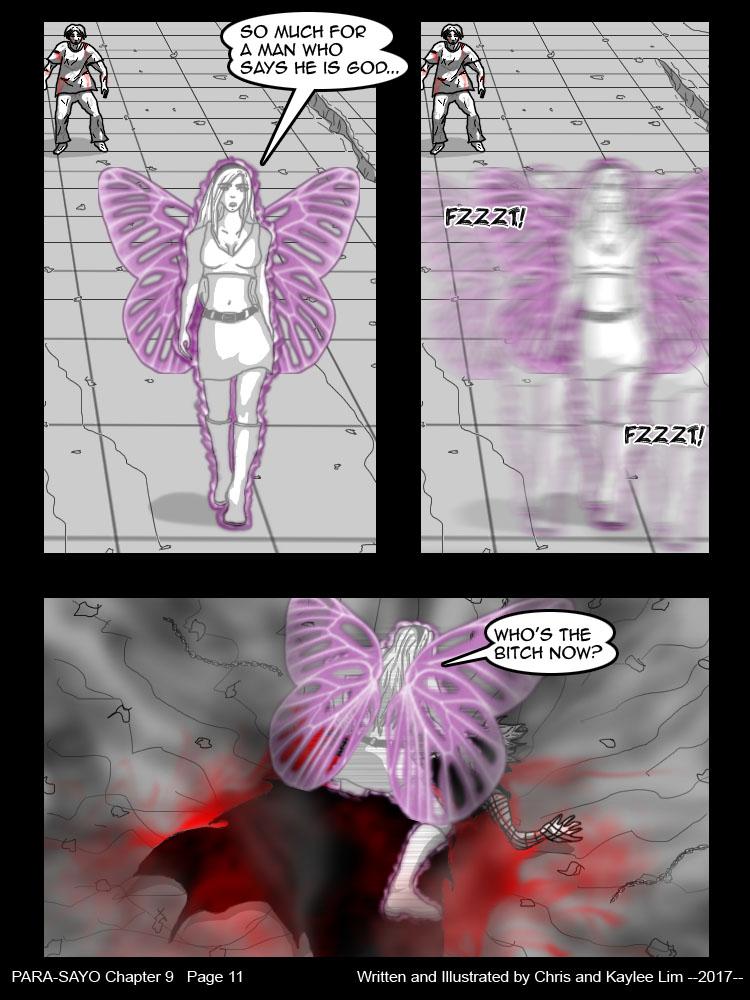 PARA-SAYO Chapter 9 Page 11