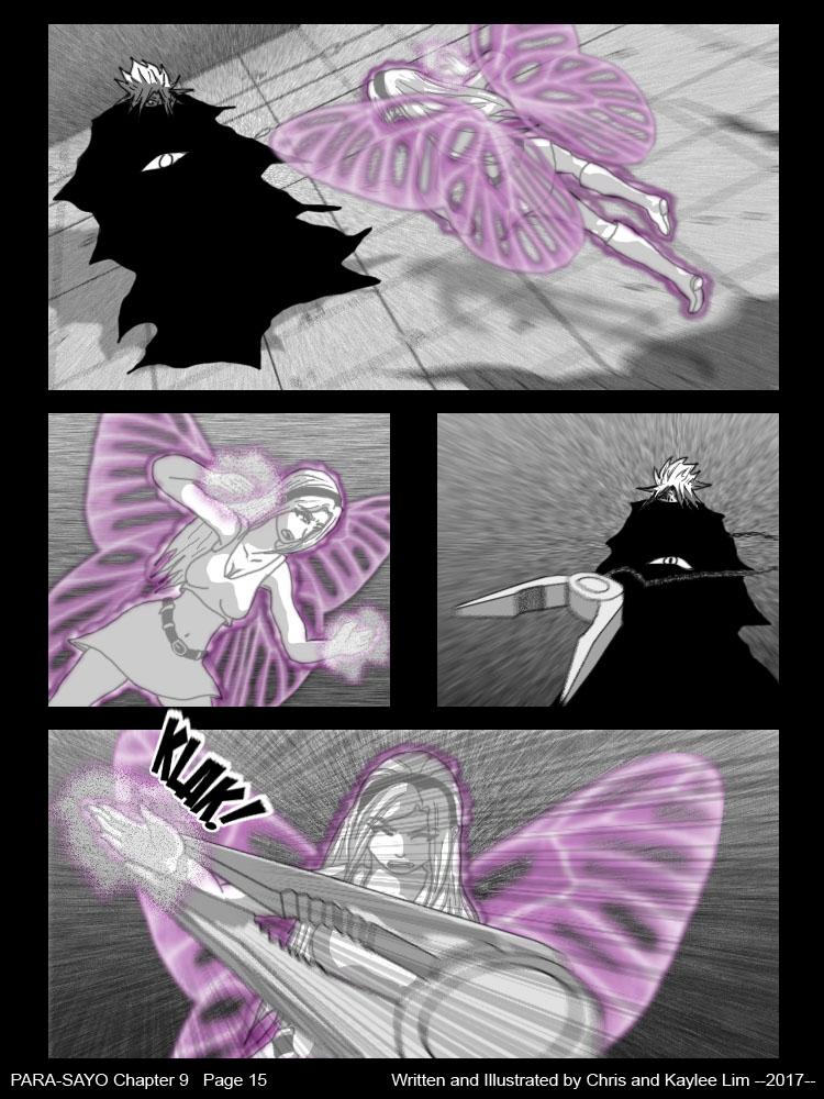 PARA-SAYO Chapter 9 Page 15