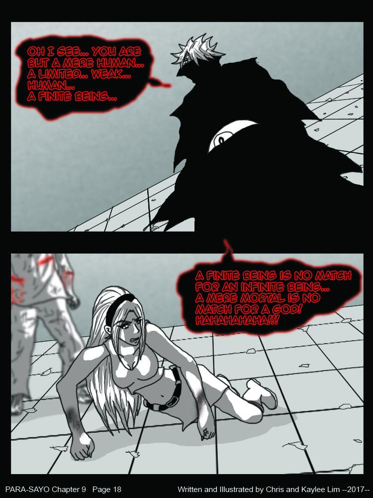 PARA-SAYO Chapter 9 Page 18