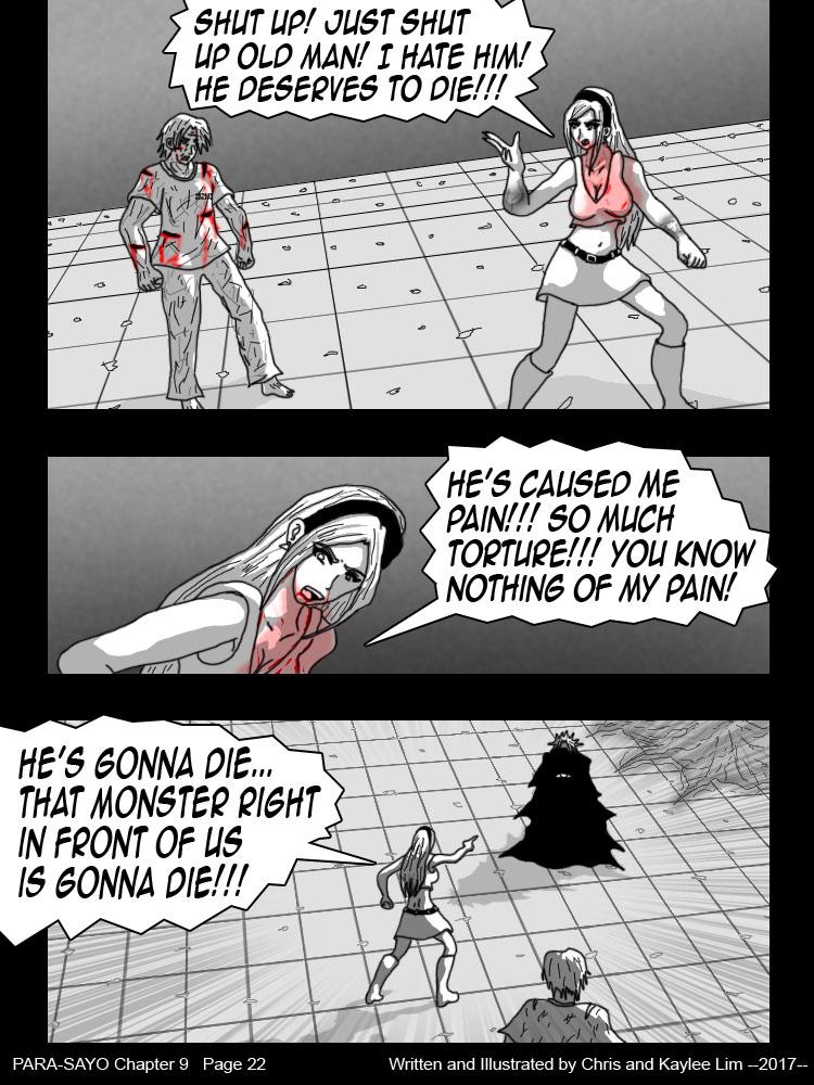 PARA-SAYO Chapter 9 Page 22