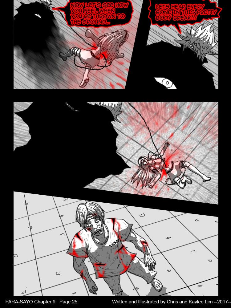 PARA-SAYO Chapter 9 Page 25