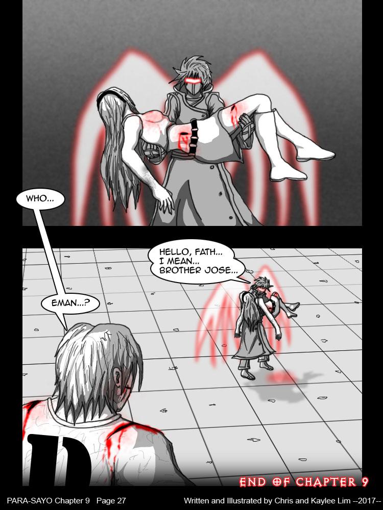 PARA-SAYO Chapter 9 Page 27