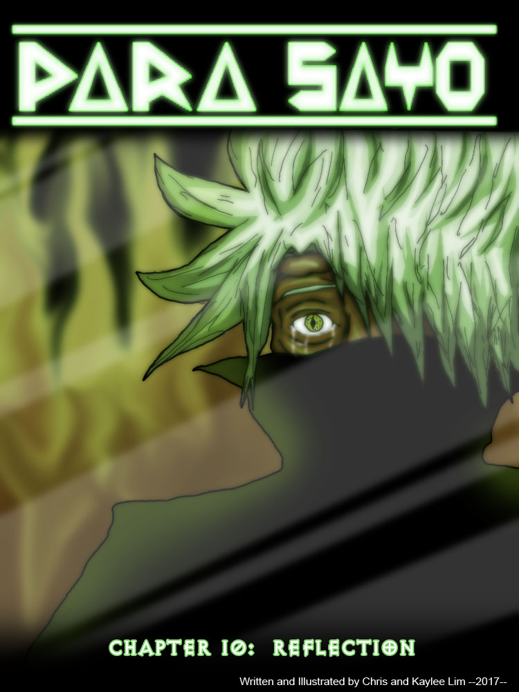 PARA-SAYO Chapter 10 Cover