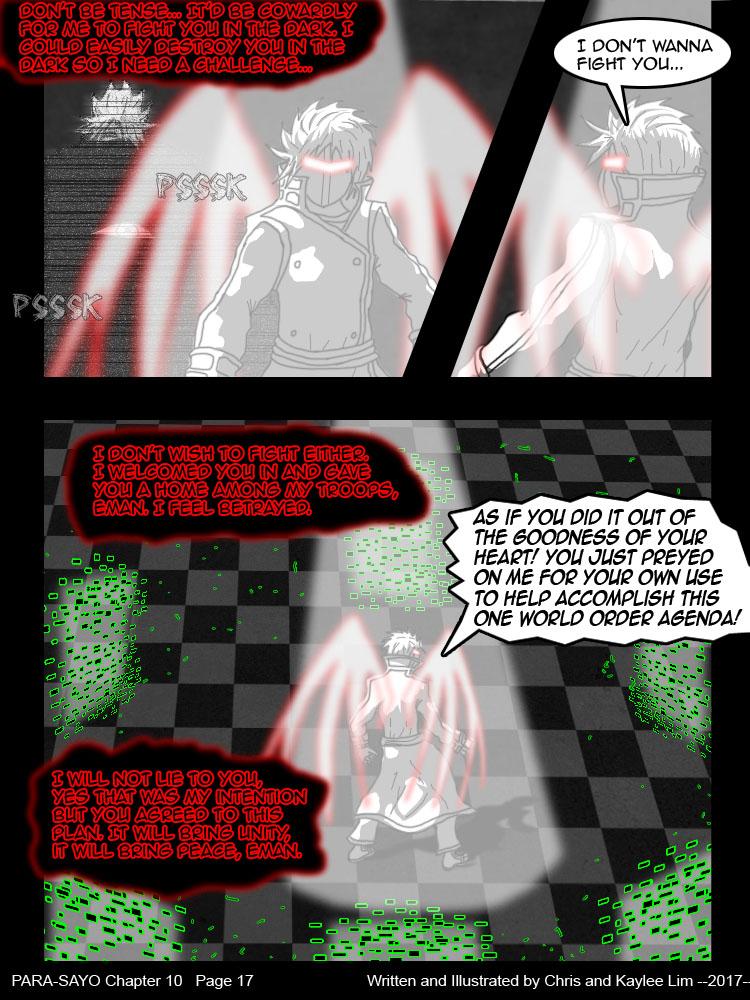 PARA-SAYO Chapter 10  Page 17