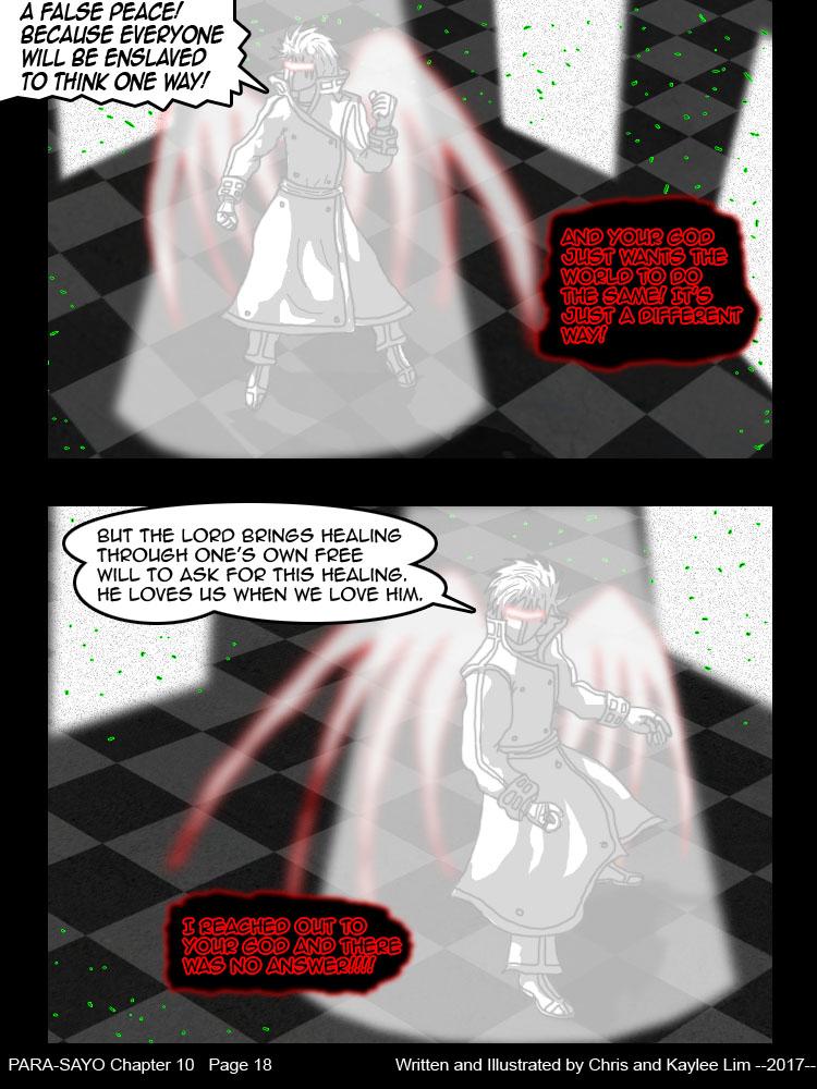 PARA-SAYO Chapter 10  Page 18