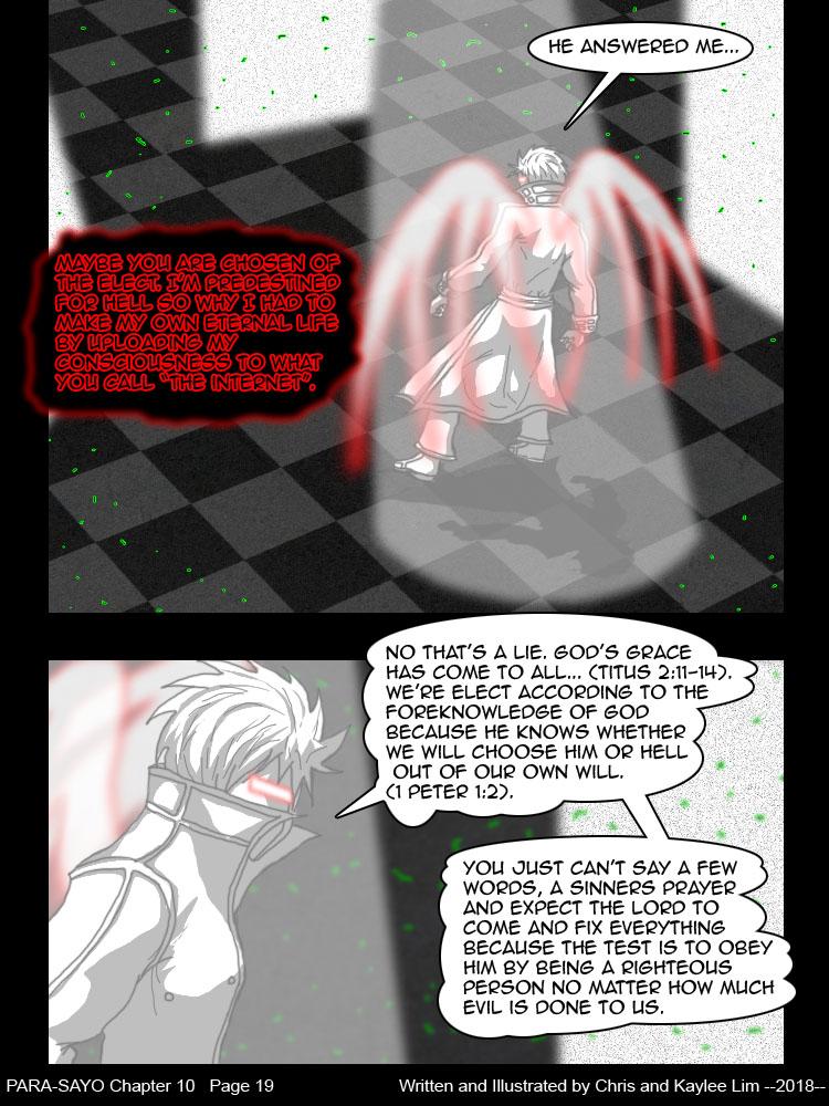 PARA-SAYO Chapter 10  Page 19