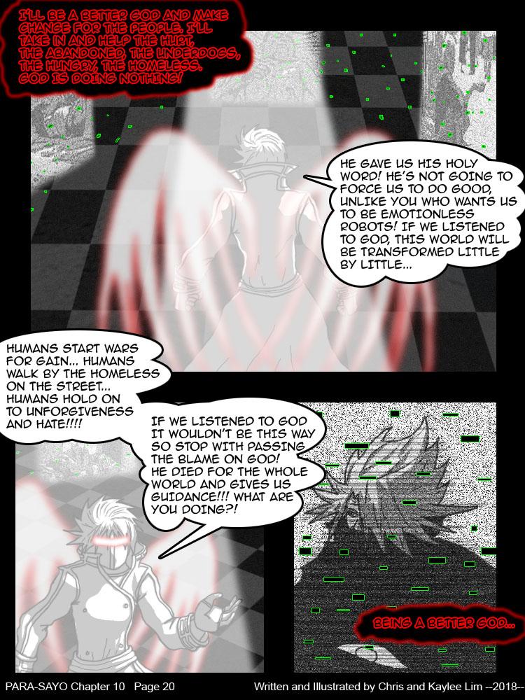 PARA-SAYO Chapter 10  Page 20