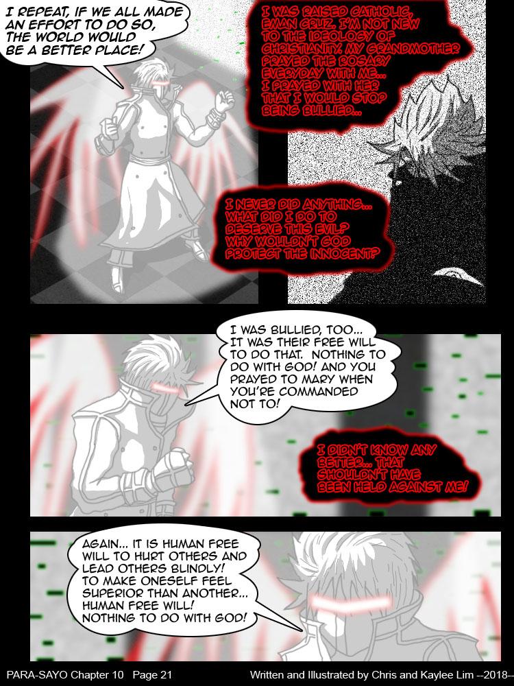 PARA-SAYO Chapter 10  Page 21