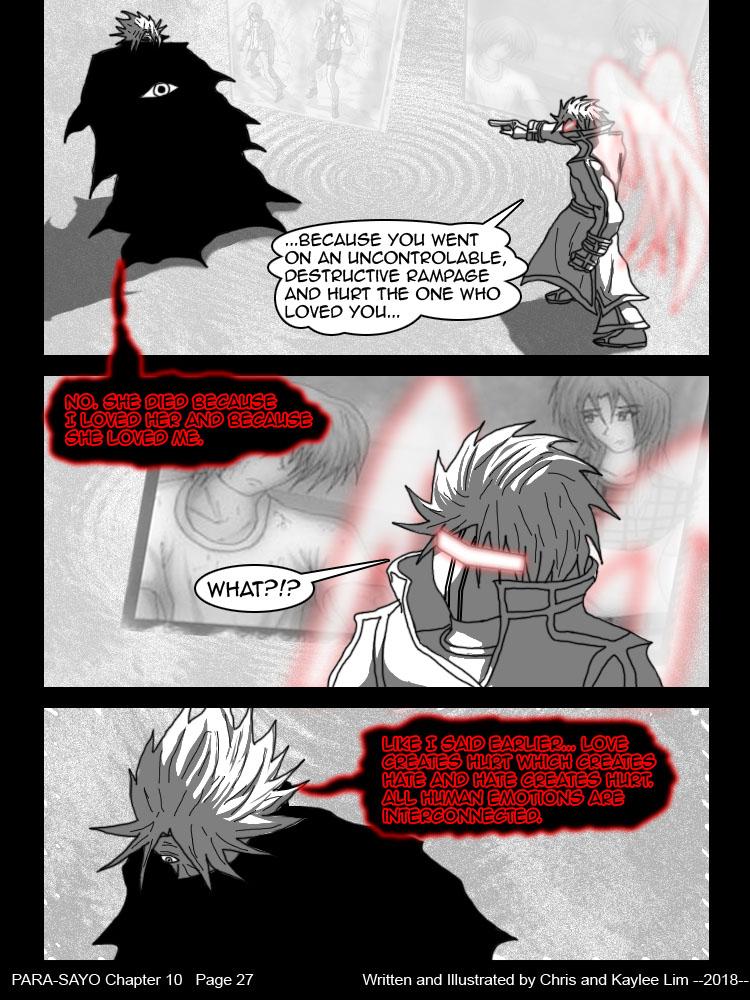 PARA-SAYO Chapter 10  Page 27