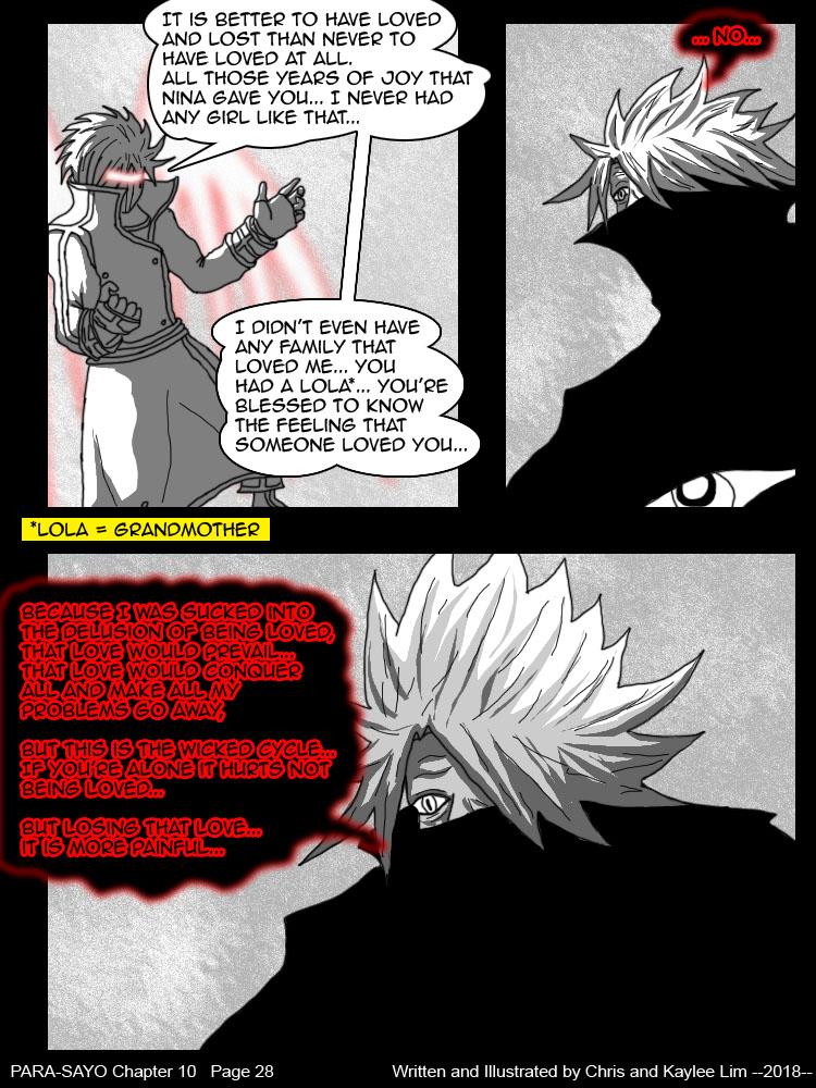 PARA-SAYO Chapter 10  Page 28