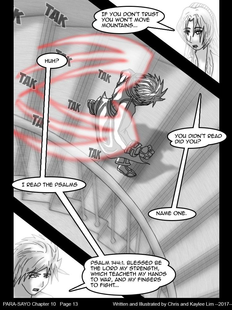 PARA-SAYO Chapter 10  Page 13