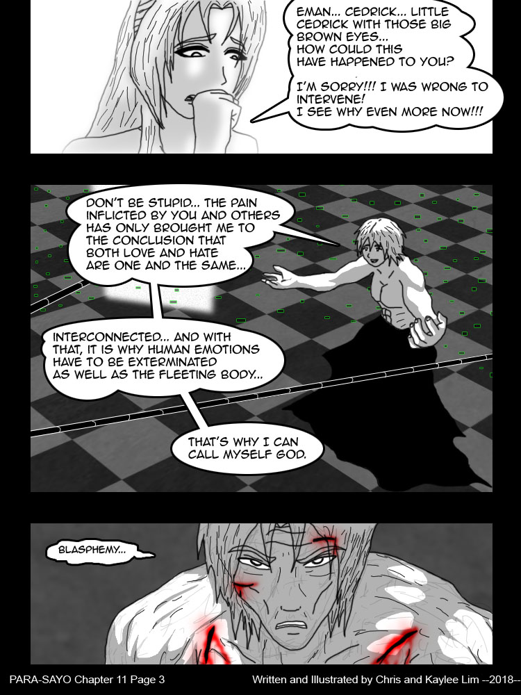 PARA-SAYO Chapter 11 Page 3