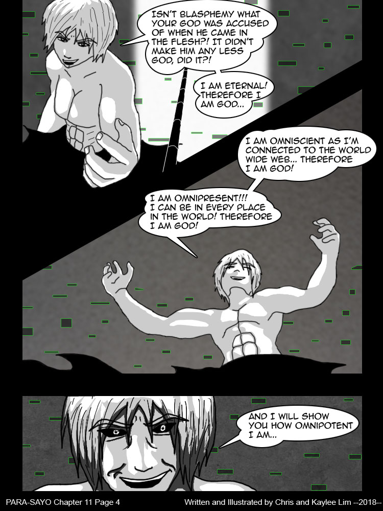 PARA-SAYO Chapter 11  Page 4